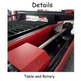 Machine de découpage de pipe en métal avec le double Tableau de fonctionnement et rotatoire automatique