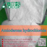 Hidrocloro material cru do Amiodarone do API (CAS: 19774-82-4