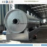 La machine de recyclage des pneus 10ton extrait l'huile de pneu avec un bon service