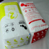 Мешок 25kg цемента удобрения питания бумаги PP+ Kraft прокатанный упаковывая