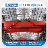 100/32t resistente - grúa de la fundición 320/80t/del bastidor (modelo de YZ)