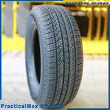 El neumático chino de Shandong tasa el neumático coreano del vehículo de pasajeros de la tecnología