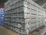 Tubo de acero de la sección hueco hecho en China