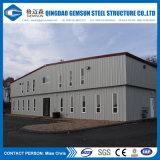 Construction préfabriquée modulaire galvanisée par projet de Gemsun