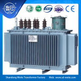 6kV/6.3kV/10kV/11kV transformateur immergé dans l'huile de bloc d'alimentation de distribution du plein cachetage ONAN avec des options d'Oltc
