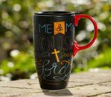 [فلوور بتّرن] إبريق خزريّة, مينا إبريق, خزف [كفّ كب] هبة [بون شنا] فنجان