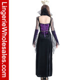 Het Kostuum van Cosplay van het Kostuum van de Vampier van verleidelijke Vrouwen voor de Partij van Halloween