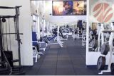 De Gebruikte RubberMat van de geschiktheid en van de Gymnastiek Zaal