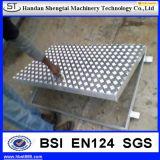 長方形の正方形の衛生Manwayのマンホールカバー(JN-ML1001)