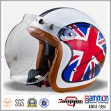 Шлем мотоцикла Harley способа штейновый/открытый шлем стороны (OP216)