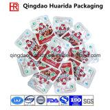 Aluminiumfolie-Heißsiegel-Plastiknahrungsmittelverpackungs-Beutel, Vakuumbeutel