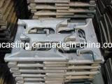 火格子棒耐熱性砂型で作る火格子棒または棒火格子セクション