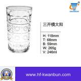 2016新しく熱い販売の飲むガラスのコップのガラス製品のKbHn0277