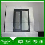 Окно высокого качества алюминиевое сползая для проектов Using