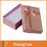 Boîte-cadeau de module de bijou pour la boucle, boucle d'oreille,