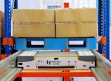 Автоматизированная Radio система вешалки челнока паллета