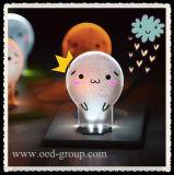 다채로운 LED 크레딧 램프, 만화 소형 LED 카드 빛, 아기 LED 빛