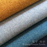 Tissu de textile de toile de maison de regard de capitonnage pour le sofa