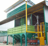 Avespeed Green Energy Biomass Gasification avec Firewood, Charcoal, Crop Residues, Animal Manure Biomass Plant