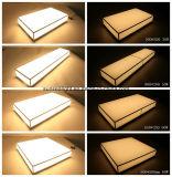 Parecchie serie di potere dell'indicatore luminoso di soffitto del LED da 20W a 60W per illuminazione della famiglia