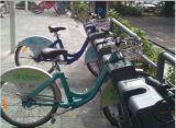 公共のバイクシステム、都市バイクのレンタルシステム、システムを共有する道のバイク