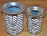 Het Samenvoegen zich van de Verwijdering van de Olie van de vochtigheid de Patroon van de Filter voor Lucht & Gas