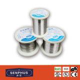Constantan Wire Copper Nickel Resistance Wire 6j4 / Cn49W