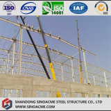 큰 경간 고층 강철 구조물 Peb 작업장