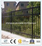 2017 frontières de sécurité extérieures en acier en métal/frontière de sécurité de jardin