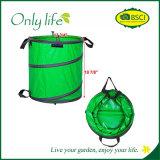 [أنلليف] حمل اللون الأخضر بسهولة يفرقع فوق حديقة حقيبة مهدورة مع [لرج كبستي]