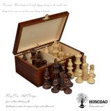 Hongdao nach Maß oder fertiges Geschenk, das hölzernes Schach-Kasten _E packt