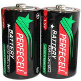 Des Zubehör-R20s der Größen-D trockene Batterie 1.5V Zink-des Kohlenstoff-Um-1