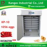 Machine automatique d'établissement d'incubation d'incubateur d'oeufs d'oie de canard de poulet de Digitals à vendre