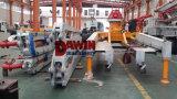 Dawin piezas de la bomba con pluma para hormigón con sistema hidráulico