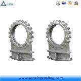 カスタマイズされた鋼鉄に砂型で作ることの精密鋳造、鋼鉄延性がある鉄の鋳造