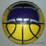 Basket-ball adapté aux besoins du client bon par prix de logo d'OEM