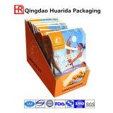 L'abitudine ha stampato i sacchetti materiali laminati di imballaggio per alimenti