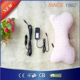 Almohadilla eléctrica de la calefacción para su cuello que se calienta y sano