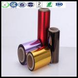 Haustier 22mic metallisierte Film-BOPP metallisierten thermischen lamellierenden Film