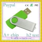 Mecanismo impulsor del flash del USB del pago 32GB de Paypal de la capacidad plena (GC-YM-002)