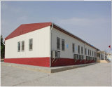 Pre-Fabricated школьное здание с аттестацией Ce