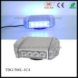 CC Bassa-Profile 12V Security Mini Lightbar del LED blu