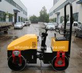 Mini types hydrauliques de rouleau de route vibratoire (FYL-890)