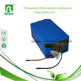 batería recargable del litio de 48V 20ah para los vehículos eléctricos del carro de golf
