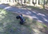 1/10th véhicule sans frottoir du passe-temps RC de PE 4WD