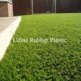 Forme d'U aménageant l'herbe artificielle de décoration pour le jardin