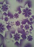 Folha revestida nas bobinas, flor PPGI do teste padrão de flor PPGI de China