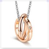 方法宝石類の方法ネックレスのステンレス鋼のペンダント(NK683)