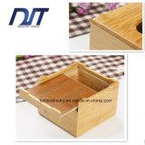 Коробка ткани первоначально цвета Bamboo для семьи гостиницы автомобиля