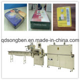 Máquina del envasado por contracción de los rectángulos